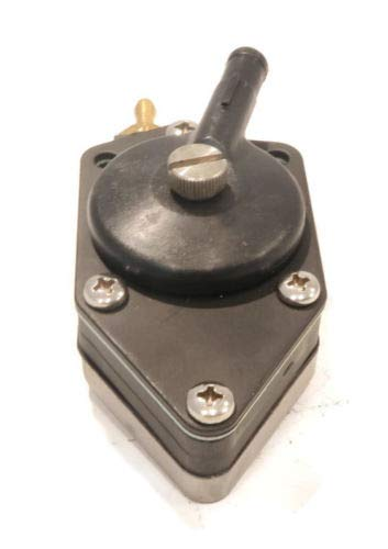 The ROP Shop New Fuel Pump with Gasket fits Evinrude 1997 BE20SRLEUM E20CREUM E20CRLEUM 20HP