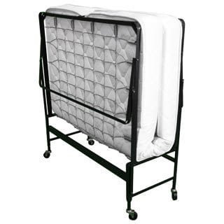 Hollywood Bed Frames Hollywood Bed Rollaway with Memory Foam Mattress, Twin by Hollywood Bed Frames