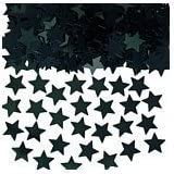 Star Table Confetti (see all colours available) (BLACK)