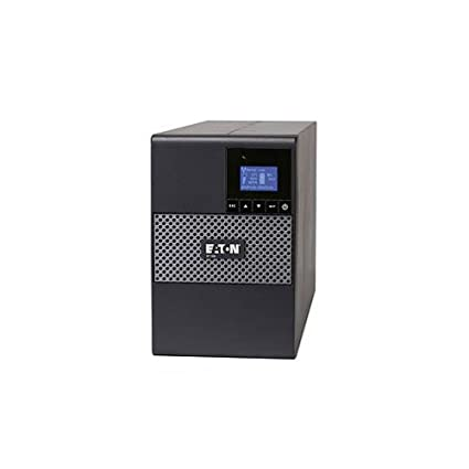 Amazon com: Eaton 5P Tower UPS 5P1000 1000VA TOWER LCD 120V 1 kVA