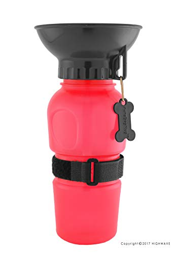 Dog Bottle Red (Highwave AutoDogMug (Red))