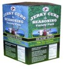 Hi Mountain Variety Pack #1-Jerky Maker's - Jerky Cure and Seasoning Variety Pack - Make Your Own Jerky