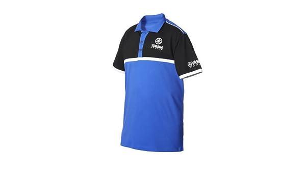Yamaha Polo para hombre camiseta paddoock: Amazon.es: Coche y moto