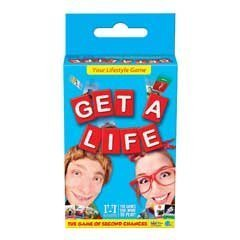 Get a Life Board Game by R & R Games (English Manual)