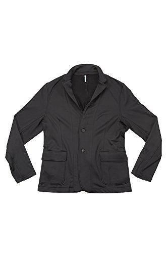 J.lindeberg Frisco Jl Golf Fleece, Black, Extra Large, Golf Jacket by J.Lindeberg