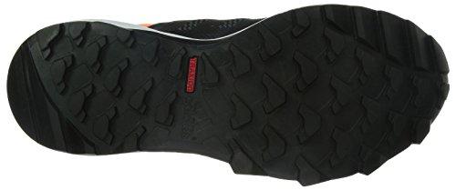 Adidas  Kanadia 7 Trail - Zapatillas de deporte para hombre Core Black/Core Black/Flash Orange S15