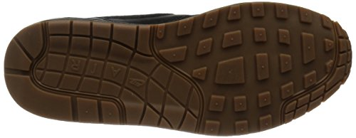 Nike Medium Damen Essential Black Brown Black Gum 1 Air Max Laufschuhe wgOawABq