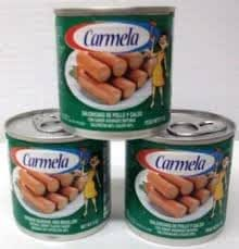 Vienna Sausages Carmela / Salchichas Carmela (Pack 3)