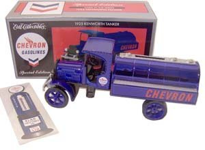 Kenworth Tanker - 1/34th Limited Edition Chevron 1925 Kenworth Tanker
