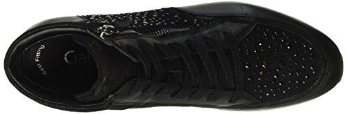 Gabor Shoes Sport, Zapatillas Mujer Para Mujer Negro (schwarz 17)