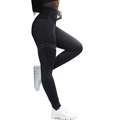Big promotion TOTOD Women Sports Pants High Waist Yoga Fitness Leggings Running Gym Stretch Trousers