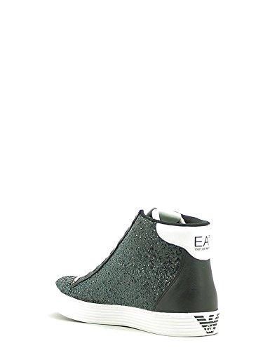 Emporio Armani , Damen Sneaker schwarz nerolu