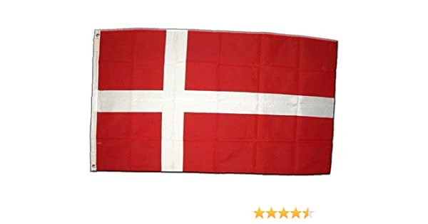 Bandera Dinamarca XXL, 150 x 250 cm: Amazon.es: Deportes y aire libre