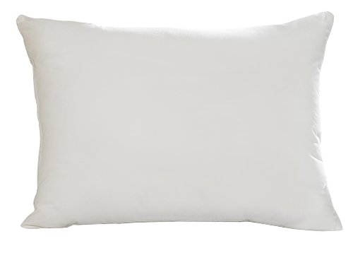 Aller-Ease Hot Water Washable Allergy Pillow, King, Medium
