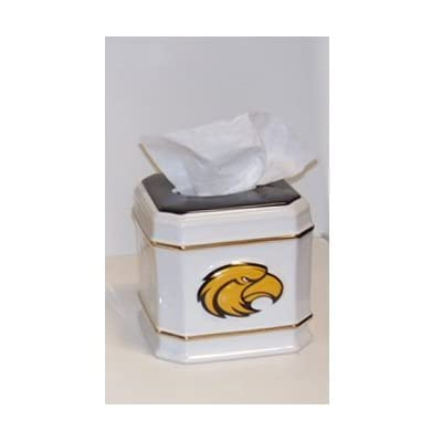 Southern Miss Tissue Box Cover by Belleview