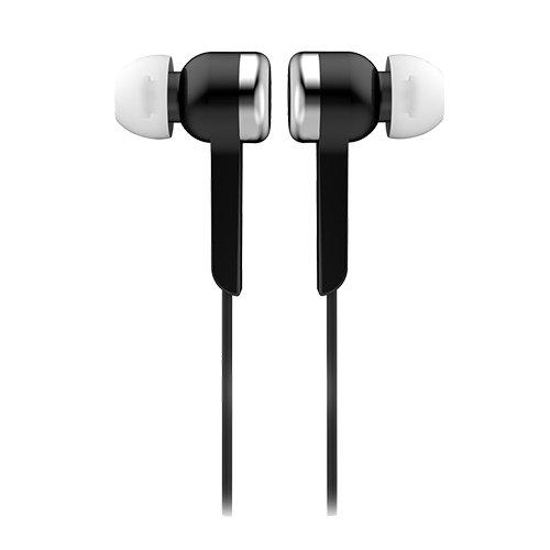 Stereo Digital Earphones (SuperSonic IQ-113 Black Iq-113 Digital Stereo Earphones (Black))