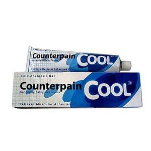 Crème Analgésique Counterpain Cool froid: 120g