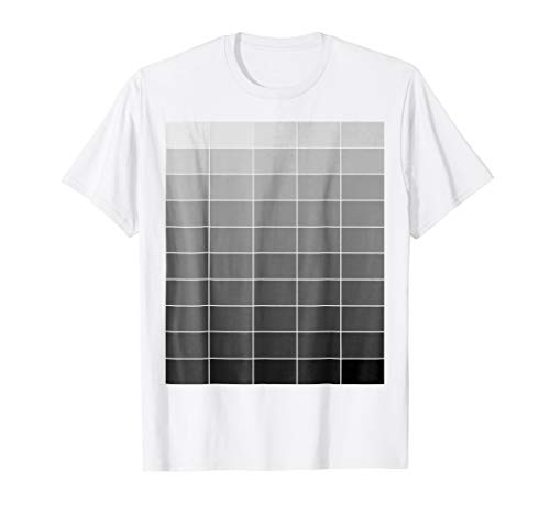 50 Gray Boxes Funny Halloween Costume T-Shirt Grey Shades