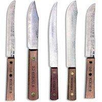 ontario 7 butcher knife - 1