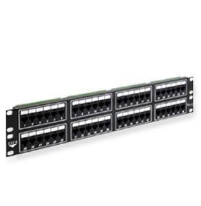 Patch Panel 48PT CAT6 2RMS (Catalog Category: Installation Equipment / (Icc Patch Cord)