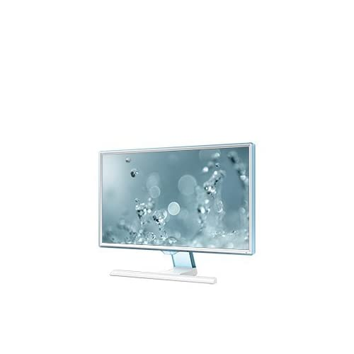 Samsung 23.5 inch (59.8 cm) LED Monitor - Full HD, Slim Bezel AH-IPS Panel with VGA, HDMI Ports - LS24E360HL/XL (White)