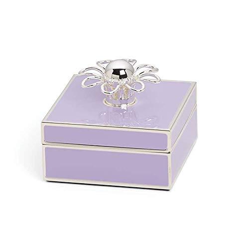 Kate Spade New York Keaton Street Lilac Jewelry Box