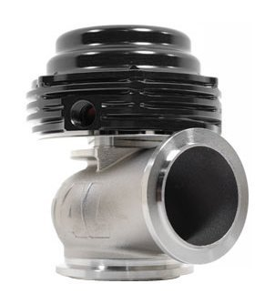 (TiAL MV-SBK 38mm Wastegate Black With V-Band and Flanges All Springs by TiAL Sport)