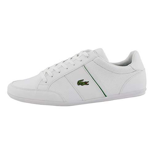 Lacoste Men's Nivolor 119 1 P Fashion Sneaker Wht/Grn 9.5 M US
