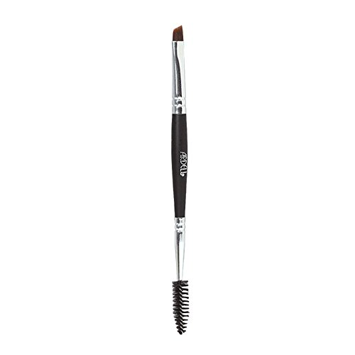 Ardell - Duo Brow Brush, Professional Tool, Can Be Used to Apply Powders, 1x