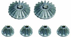 Redcat Racing 3338-T010 Bevel Gears(Large+Small) (Front/rear) Pack of 5