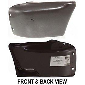 toyota pickup 89 91 front bumper end lh 4wd. Black Bedroom Furniture Sets. Home Design Ideas