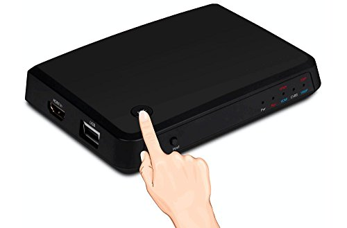 All-in-1 Digital Video Recorder with Video Editor Software (Recorder Quality)