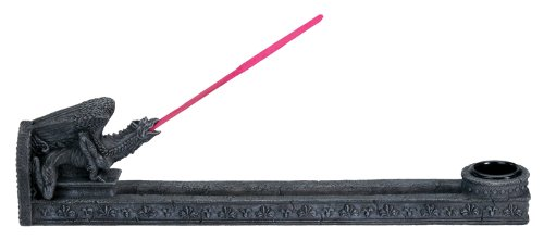 UPC 804112075501, Griffin Incense Holder - Collectible Gothic Aroma Scent Burner Figure