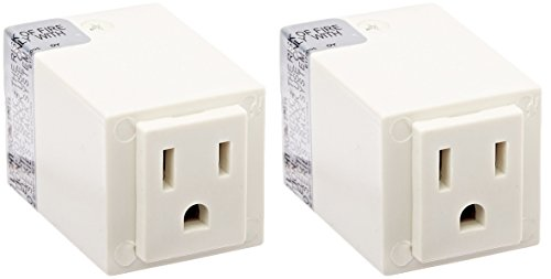 Elco EP814W Lighting EP814 Outlet Adapter-2 Pack