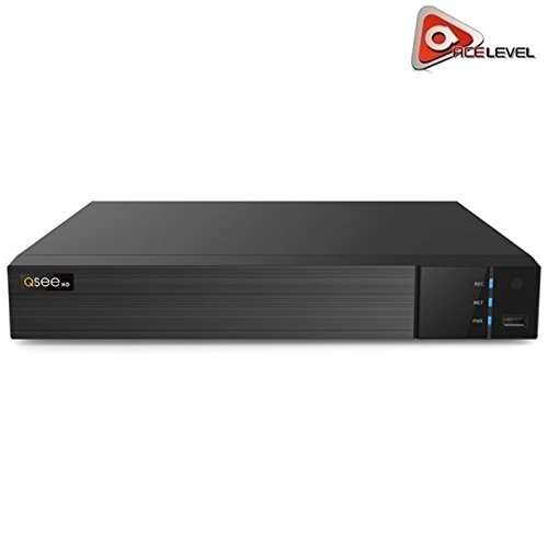 - Q-See 16-Channel HD Analog DVR with 2TB HDD: H.264, Scan 'N View, 16CH Simultaneous Local Playback, Mobile Surveillance - QTH165
