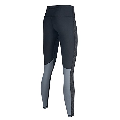 Alta Da Strechy Yoga Womens Corsa Sports Vita 01 Black Wicking Pantaloni Leggings Fitness qZwCIw6