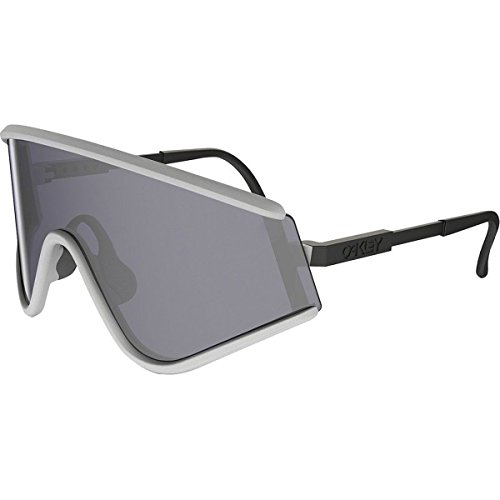 Oakley Mens SE Eyeshade Heritage Collection Sunglasses, White/Grey, One Size Review