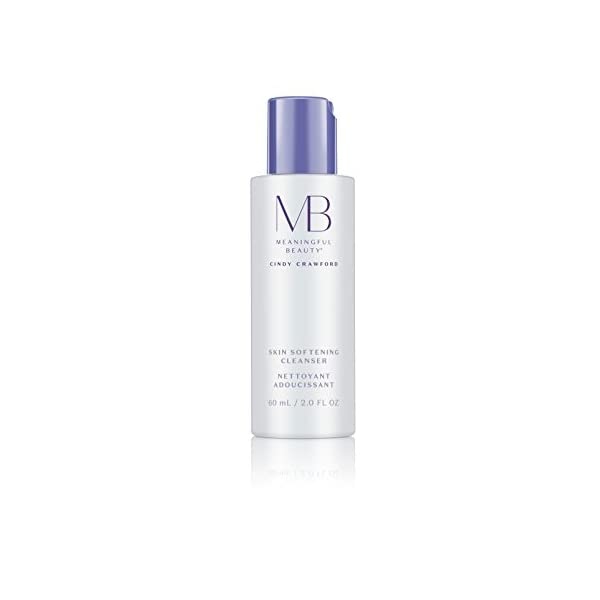 Meaningful Beauty – Skin Softening Cleanser – Non-Foaming, Oil Free, Fragrance Free Wash