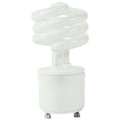 Spiral CFL - 19 Watt - 75W Equal - 2700K Warm - Spiral 19w Cfl