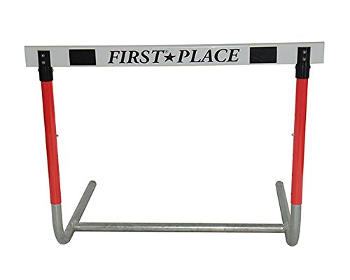 M-F Athletic First Place Competitor Hurdle, Tube, Red 6921