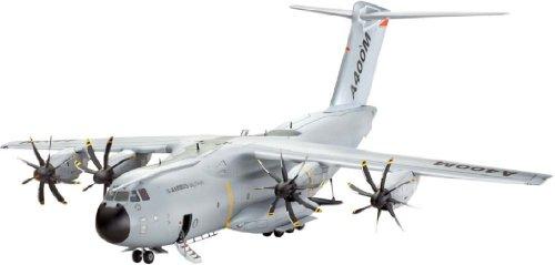 Revell Modellbausatz 04800 - Airbus A400M Transporter im Maßstab 1:72