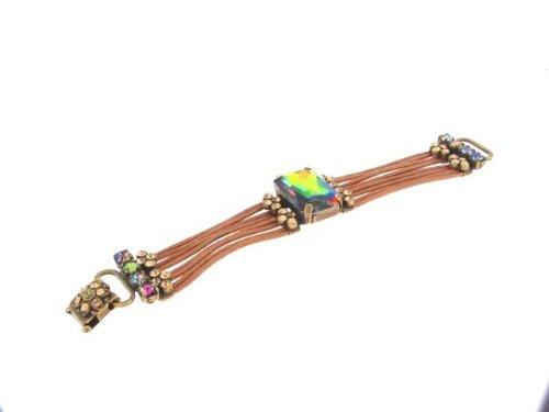 van-galzr-leather-rectangle-stone-bracelet-multi-color-vitrail