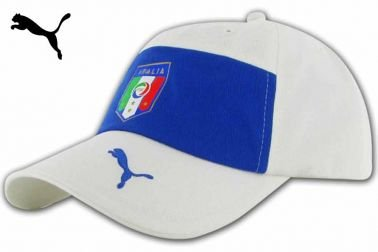 Italy Football Baseball Cap by Puma by Italy
