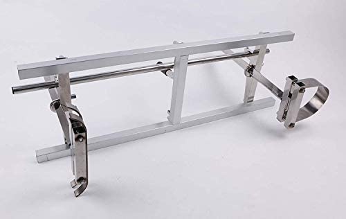 Chainsaw Mill portable Aluminum Steel Saw Mill Planking Lumber Cutting Milling 36