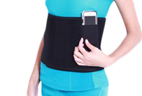 Valentina Hot Thermo Sweat Neoprene Shapers Slimming Belt Waist Cincher Girdle for Weight Loss Women