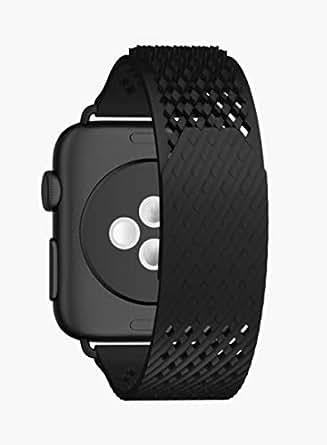 black link black band for apple watch 38mm