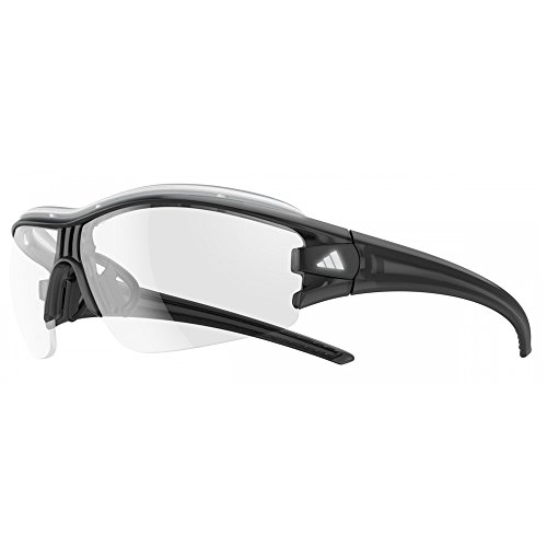 adidas Evil Eye Halfrim Pro L Sunglasses 2018 Coal Reflective Vario Antifog Clear/Gray