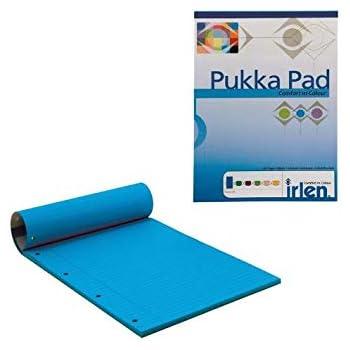 Amazon.com: Pukka dislexia Pad A4 80 g/m², rayas, con margen ...
