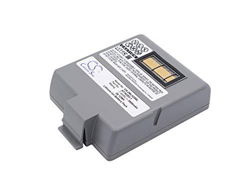 VINTRONS, Zebra AT16293-1 Replacement Battery for Zebra QL420, QL420 Plus, QL420+, (Zebra Ql420 Battery)