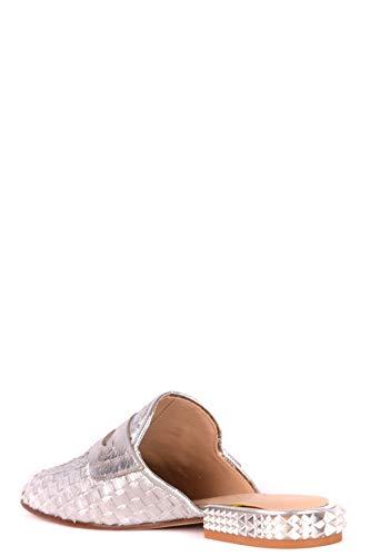 Mocassins Femme Cuir Mcbi35310 Ash Argent wqOI7ISn
